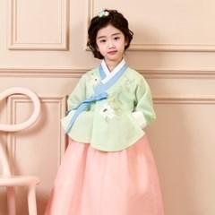 [한예빔] 솔빛예빔 HB-6038 아동한복/여아한복
