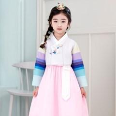 [한예빔] 구름예빔 HB-6039 아동한복/여아한복