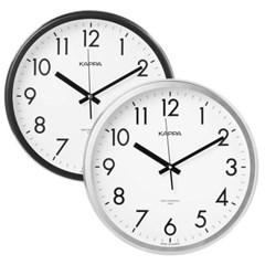 카파 IP209 무소음 인테리어벽시계 2종 택1 국내산_(1548702)