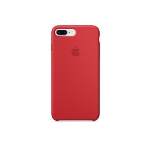 iPhone 8 & 7 Plus 실리콘 케이스 - 레드 [MQH12FE/A]