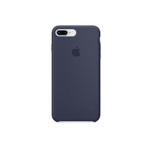 iPhone 8 & 7 Plus 실리콘 케이스 - 미드나이트 블루 [MQGY2FE/A]