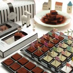 G 로맨틱플래그 파베 초콜릿 만들기세트 DIY