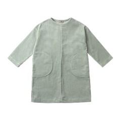 [리틀비티] 포켓 코듀로이 드레스 Ⅱ (그린티)_(937182)