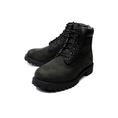 팀버랜드 6IN PREM NUBUCK BLACK (GS) 12907_(749173)