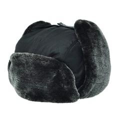 [플릭앤플록]OCO33.벨트 군밤 귀달이 털 방한 모자