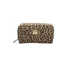 leopard pouch(beige)