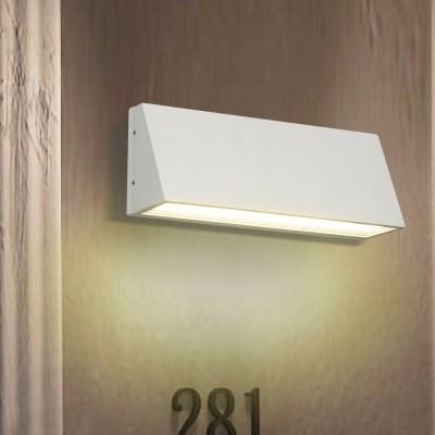 바비플랫벽등 (LED내장,방수등) 2size 2colors