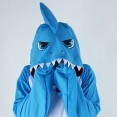 사계절 동물잠옷 상어 (블루) / 바다상어
