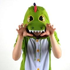 반팔 동물잠옷 공룡 (그린)