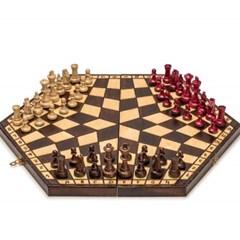 3인 Wood_체스
