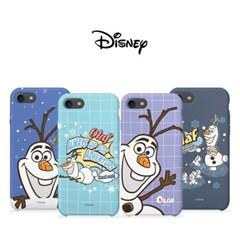 디즈니 겨울왕국 올라프 케이스 / 슬림핏 (애플,LG)