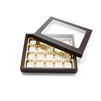 초콜릿박스 20구 브라운 사각_(1199616)