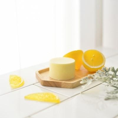 레몬 약산성 샴푸바 머리비누
