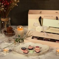 로맨틱 파베앤쇼콜라 초콜릿만들기 DIY세트