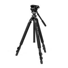 슬릭 PRO 500DX 삼각대 + 웨이펑 WF-500S 비디오 헤드 패키지