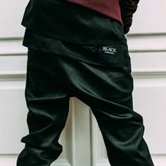 [블락스] BLACX LOGO LONG SLEEVELESS T-SHIRT