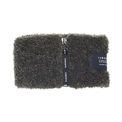 [써틴먼스] BOUCLE NECK WARMER CHARCOAL