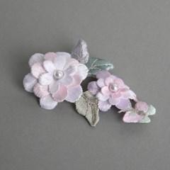 은하수 꽃 핀