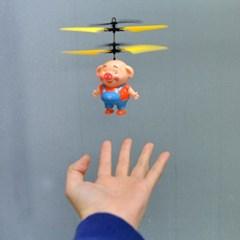 플라잉볼 헬리콥터 돼지_(959689)