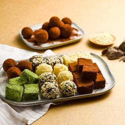 [발렌타인데이]피나포레 파베다크&화이트ALL세트 DIY초콜릿만들기