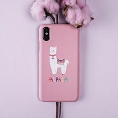 [뚜누] 알파카 핸드폰케이스 (아이폰 & 갤럭시)
