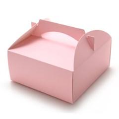 브라우니 포장박스 (4호) - 핑크_(1212096)