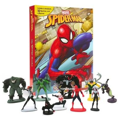 MARVEL SPIDER-MAN MY BUSY BOOKS 피규어북