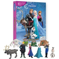 DISNEY FROZEN : MY BUSY BOOKS 피규어북