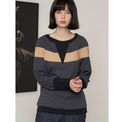 [제이비리파인] ROUND NECK CORDUROY TOP
