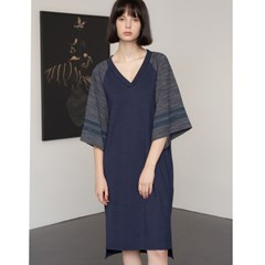 [제이비리파인] LOOSE FIT JERSEY DRESS