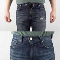 퍼펙트핏 버튼 청바지 허리조절 수선 보정단추세트 8P