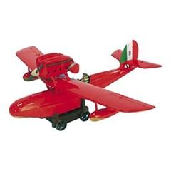 [붉은돼지] 1/48 프라모델(S.21시작전투기비행기)