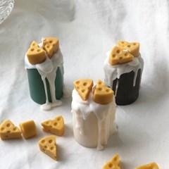 치즈 크림 캔들