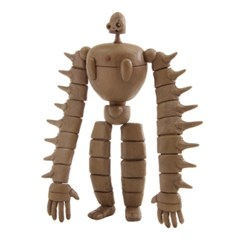 [천공의 성 라퓨타] 1/20 프라모델(로봇병전투ver.)