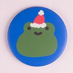 뚜누 개구리 원형 예쁜 미니 손거울