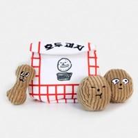 바잇미 두부 할멍이 호두과자 (삑삑/바스락/노즈워크)