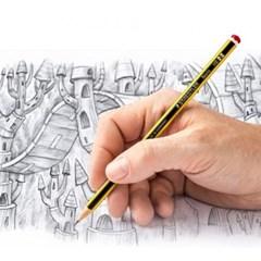 스테들러 노리스 120 연필 1자루