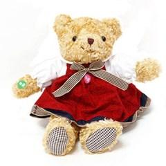 원피스테디베어녹음인형여자곰