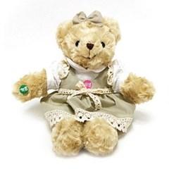 제니테디베어 녹음인형여자곰