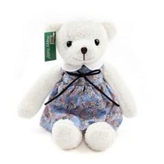 신 롱테디베어 여자곰인형 소형(30cm)