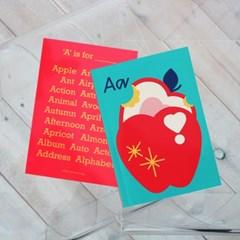 Flashcard Concept Book [A] 무지노트(B6)