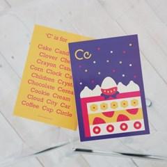 Flashcard Concept Book [C] 무지노트(B6)