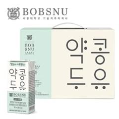서울대 쌀눈으로 더 똑똑한 약콩두유 24팩