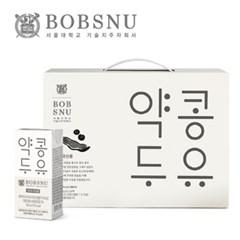 서울대 약콩두유 24팩 다이어트 국산검은콩두유