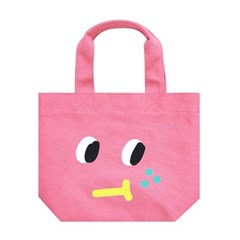 slowcoaster pink freckle tote_(1187090)