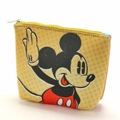 [디즈니]미키 미니 마우스 파우치2종