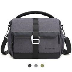 백스마트 TORONTO 여행용 카메라 가방 숄더백
