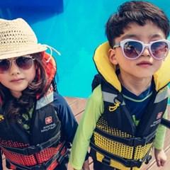 카즈미 루가노 구명조끼 XS / 아동 성인 물놀이용품 라이프자켓