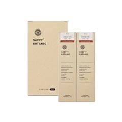 쎄비보타닉 천연진저민트 치약 X2 번들팩