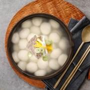 [행복담은식탁] 국내산 감자전분 사용한 새알 생감자옹심이 1kg